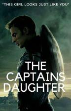 The Captains Daughter (Captain America Fanfiction) by _LittleCutie_