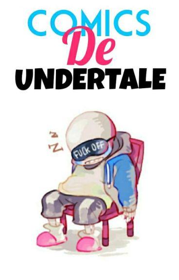 Comics De Undertale