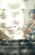 ¿qué Eres Capaz De Ocultar Tras Una Sonrisa? (Mi Verdadero Yo) by noe1499