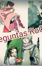 ¡Preguntas RoChu! by panditacutechu