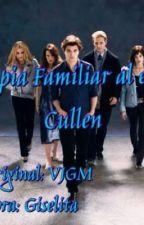 Terapia familiar al estilo Cullen by Alguienperron