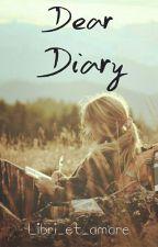 Dear Diary by libri_et_amare