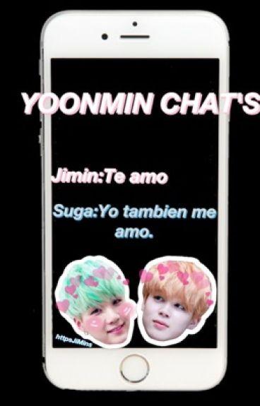 Yoonmin chat's→☁︎KY.