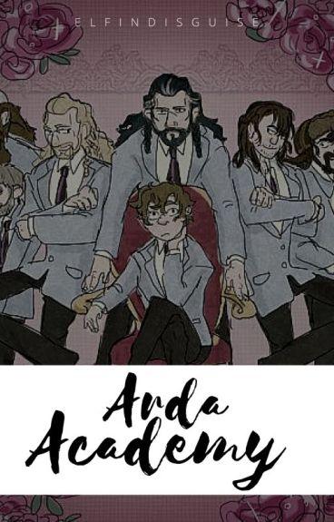 Arda Academy by elfindisguise