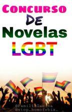Concurso De Novelas LGBT by Stop_homofobia_