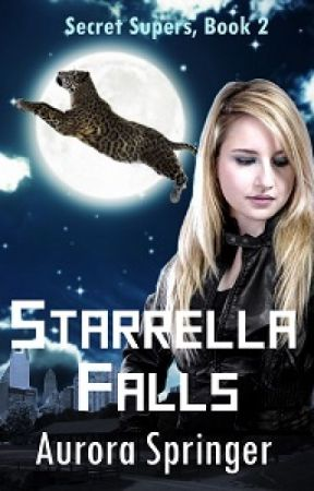 Starrella Falls by AuroraSpringer