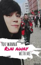 You wanna run away with me? [jikook] by jikxxk