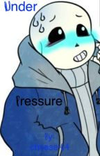 Under pressure (sans x abused!reader) by cheese-04