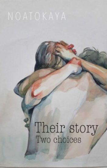 THEIR STORY BOOK 2 {herschrijven}