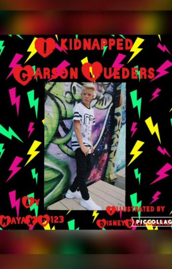 I Kidnapped Carson Lueders UNDER EDITING