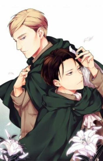 Captains And Gentlemen (Levi x Erwin x Reader) Possible