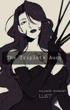 """The Triplets Aunt"" by lavenderandlilacs16"