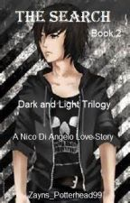 The Search - Book 2 in the Dark and Light Trilogy - Nico di Angelo by Hanly_Daws