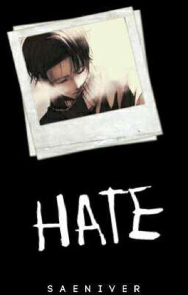hate » levi ackerman x reader