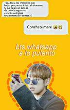 BTS WhatsApp A lo pulento. by B-Joo_