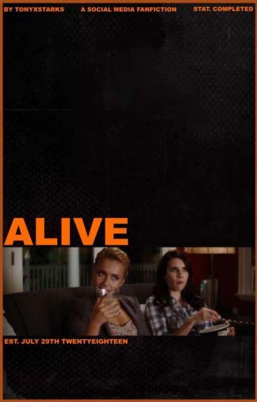 Alive ▹ Chris Evans [2]