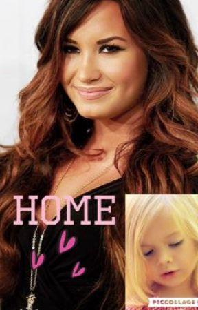 Home {Demi Lovato Adoption} by _X_Sammii_X_