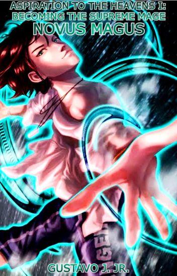 ISME Saga Book 1- Novus Magus [#ABA2017]