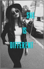she is different by MaylinGuzmnMera