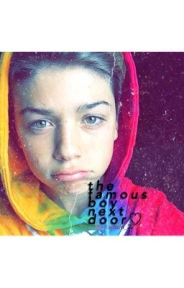 The Famous Boy Next Door {COMPLETED}