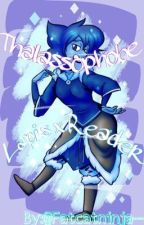 Thalassophobe Lapis Lazuli x Mute Reader by Fatcatninja--
