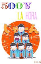 500 Yenes La Hora by Diana-RM