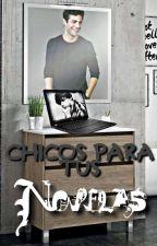Chicos Poco Usados Para Tu Novela by AshleyDekker002