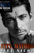 Men of HONOR 4:  Atty. Matheo Liel Nicol by belle0807