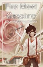 Fire Meet Gasoline   Leo Valdez x Reader by anime_lover57