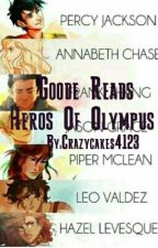 Goode Reads Heros Of Olympus  by dimiwitch_writer4123