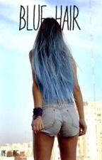 Blue hair  by ame_lang
