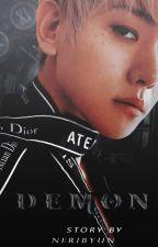 Demon   BaekHyun   © by NeriByun