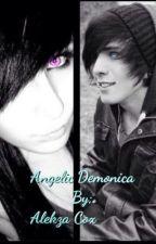 Angelic Demonica by AlekzaCox