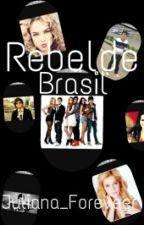 Rebelde Brasil by JulianaForeveer