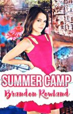 Summer camp; Brandon Rowland by kouryftrowland