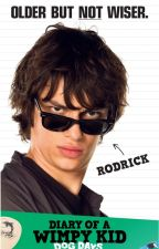 A year with Rodrick Heffley by ItsRugenBitch