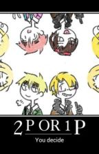 Ask/dare 1p and 2p hetalia by Balletlover16