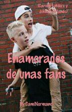 Enamorados De Unas Fans (Johnny Orlando Y Carson Lueders) by HeySoyCami