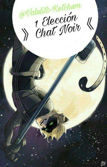 1 Elección (Chat Noir Y Tu)