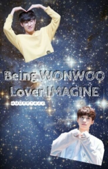 Being WONWOO Lover IMAGINE