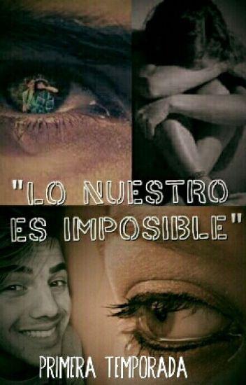 """""""Lo nuestro es imposible""""Federico Vigevani"""