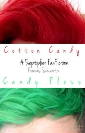 Cotton Candy; Candy Floss {Septiplier} by FrannieNeedstoHide
