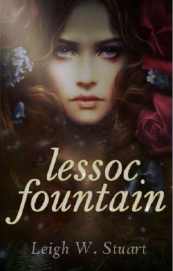 Lessoc Fountain - a fairy-creature tale