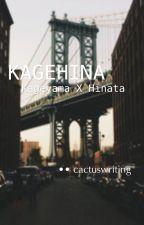 KageHina - Kageyama x Hinata by cactuswriting