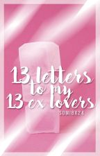 13 letters to my 13 ex-lovers ➳ svt ss by somi8x24