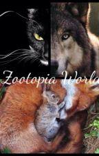 Zootopia World by Dolyxx