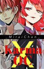 Karma × OC  by x_Mirai