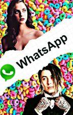 WhatApp - Ronnie Radke  by Yuuu-Chaaan
