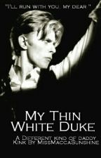 My Thin White Duke by MissMaccaSunshine