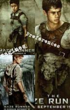 Maze Runner: Preferences And Imagines by MissWeasley03